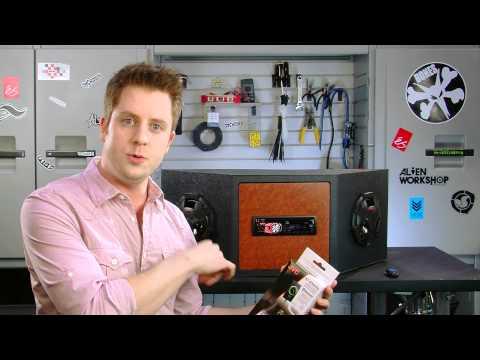 JVC KD-R320 CD receiver