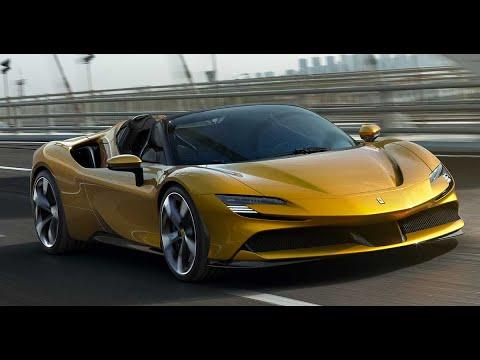 Ferrari SF90 Spider - Design ed Aerodinamica