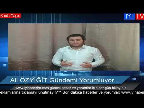 Ali ÖZYİĞİT'le Analiz 28 Aralık 2017