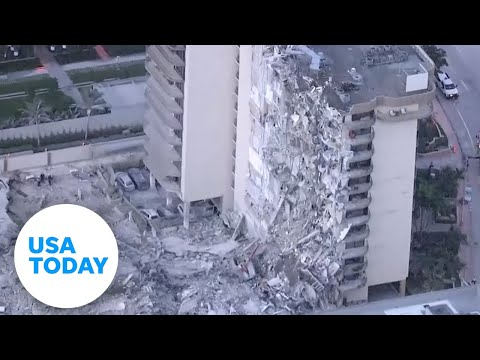 Condo collapse: Rescue efforts continue in Surfside, FL | USA TODAY