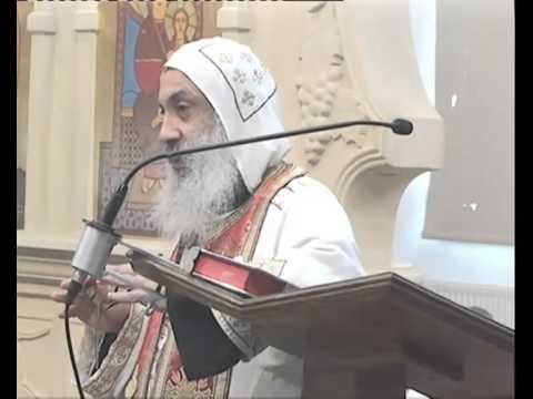 القداس الالهي كنيسة مارمرقس نيقوسيا - قبرص 16.12.2012