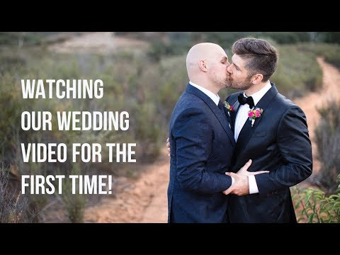 Our Wedding Video   Tuesdays with Richard   Paul Fishman