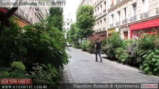 Paris, France - Video Tour Of A Furnished Apartment On Rue Saint-paul (marais, 4th District)