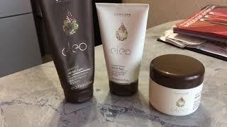 Линейка для ухода за волосами Eleo от Oriflame