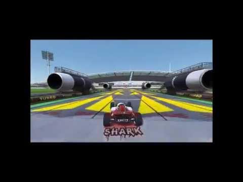 TrackMania - Muffe's Lunatic Maps