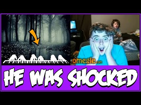 Ghostly Piano Trio HAUNTS Omegle Prank!!