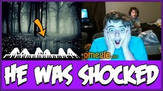 Ghostly Piano Trio HAUNTS Omegle Prank!!