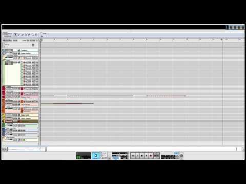 Reason Tutorial - Record MIDI Trick