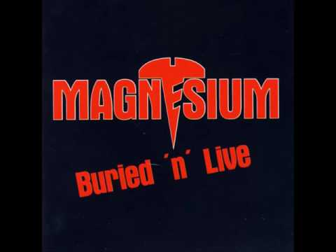 Magnesium - Time Tells No Lies