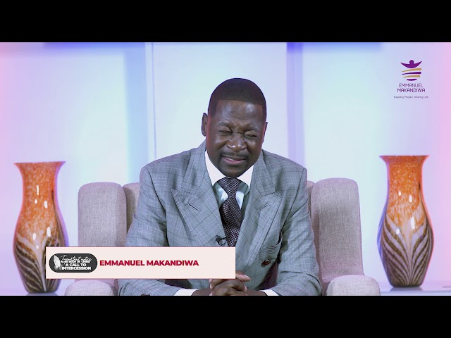 A CALL TO INTERCEDE: IMPORTANT ANNOUNCEMENT FROM EMMANUEL MAKANDIWA