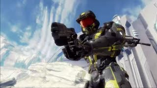 Repeat youtube video Red vs. Blue: The Fighter (Action Montage)