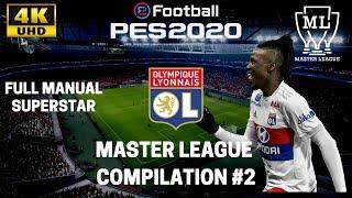 eFootball ПЕМ 2020 | збірник Майстер Ліга #2 ● Повне керівництво | 4К UHD