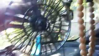 Обзор автомобильного вентилятора SOLAR SL 101. Ездим с ветерком:) #vseklevo