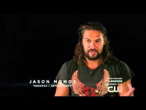 Justice League: Part 1: Aquaman Movie Featurette