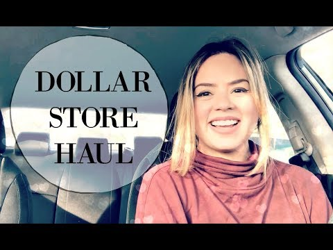 DOLLAR STORE HAUL| top 10 items I always get at the dollar tree