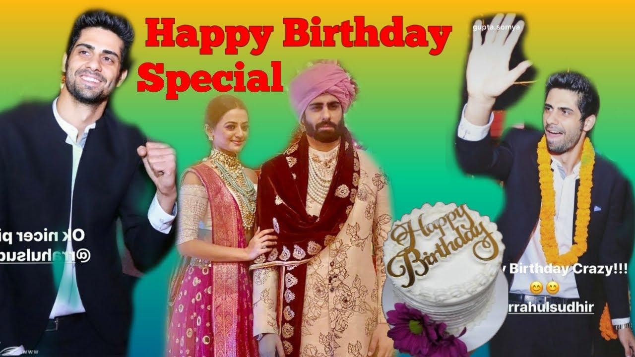 Download Ishq Mein Marjawan Season 2 Actor Rrahul Sudhir Birthday Special | Happy Birthday Rrahul Sudhir