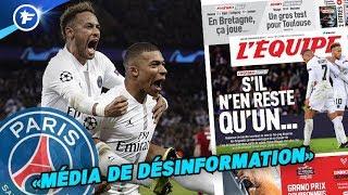 La cinglante mise au point du PSG sur une vente de Neymar ou Mbappé | Revue de presse