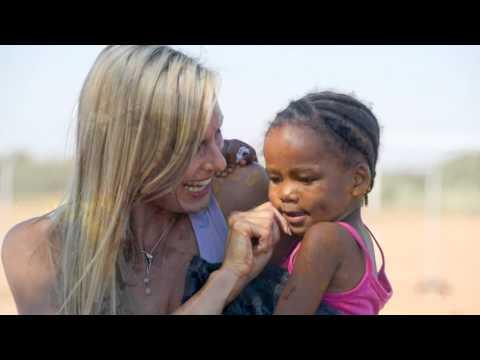 Miss Namibia 2013 -  Michelle McLean Children's Trust