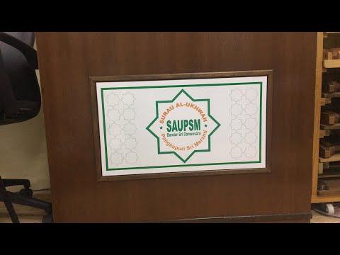 13/06/2017 selasa Tazkirah Surau Al Ukhwah Bdr Sri Damansara
