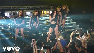 fifth harmony work from home live on the honda stage at the iheartradio theater la