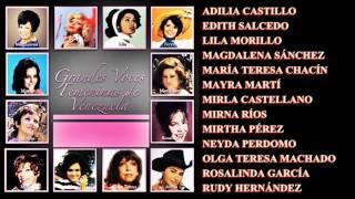 Recordando GRANDES VOCES FEMENINAS de VENEZUELA