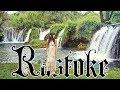 Magical Studio Ghibli Waterfall Town in Croatia || RASTOKE