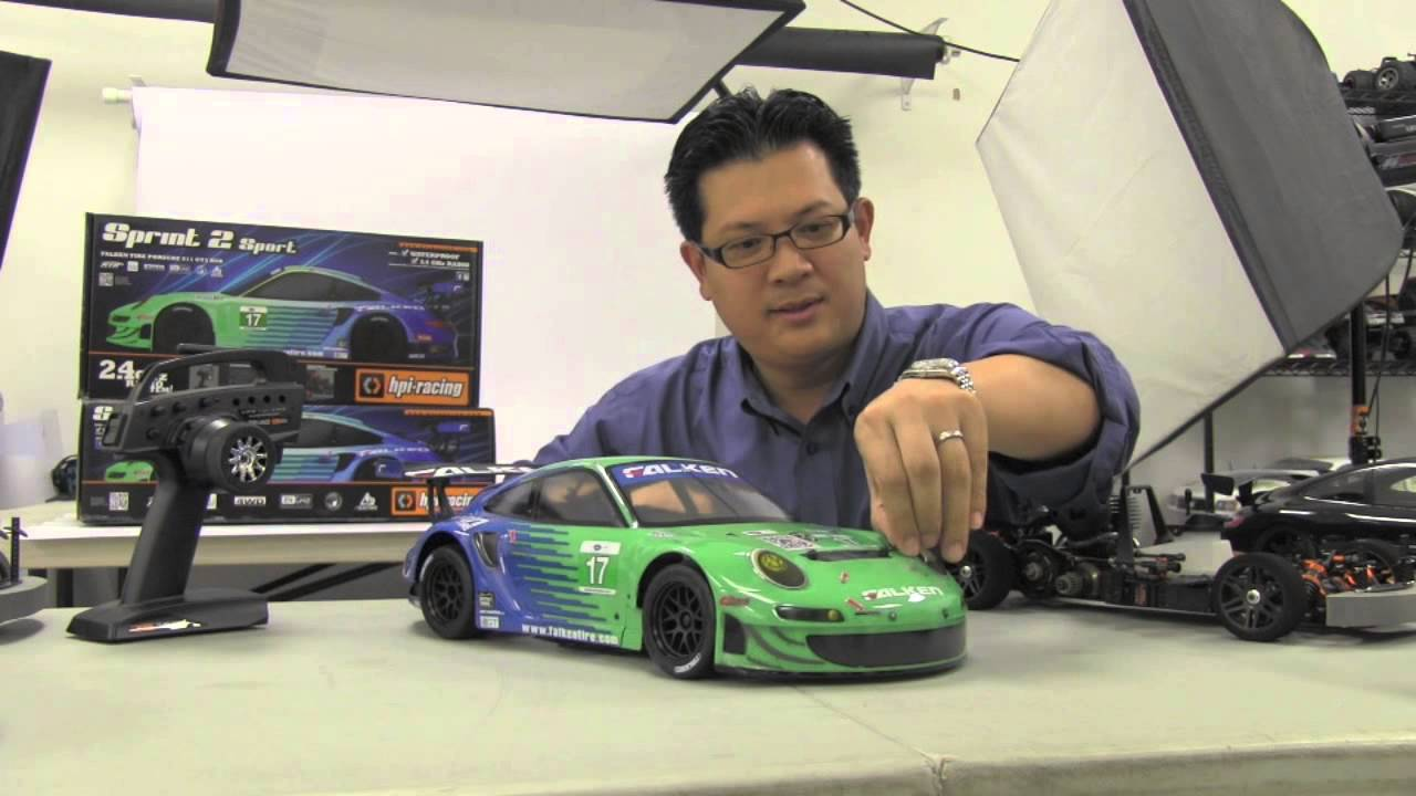 Pca Product Spotlight Hpi Racing Sprint 2 Sport 911 Gt3 Rsr Youtube