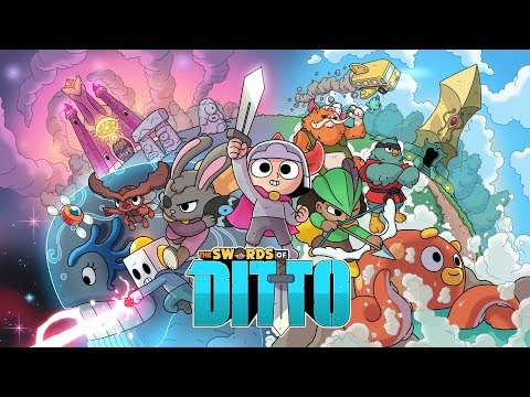 The Swords of Ditto - Google Play and App Store