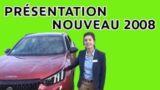 Présentation du tout nouveau SUV Peugeot 2008 : Les Tutos des Grands Garages du Gard