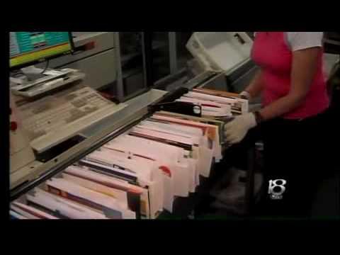 Casual Fridays: Postal Service #1