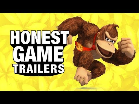 DONKEY KONG (Honest Game Trailers)