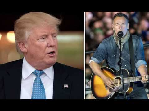 Bruce Springsteen Just Released An Awesome New Anti-Trump Song
