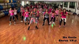 Download lagu ME GUSTA -  SHAKIRA FT ANUEL AAME | ZUMBA | CHOREO BY YP.J