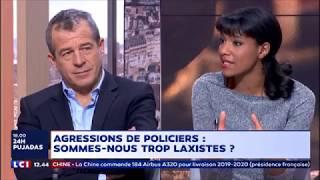 AGRESSIONS DE POLICIERS :  SOMMES-NOUS  TROP LAXISTES ?