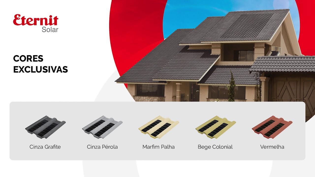 INMETRO libera vendas de telhas que geram energia solar