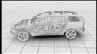 New 2008 Volvo V70 Estate promotional video