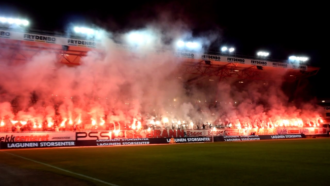 Brann Rosenborg 22 10 2017 Youtube