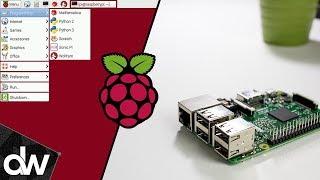 Raspberry Pi 3 - Raspbian installieren & Die ersten Schritte | TUTORIAL | German - Deutsch
