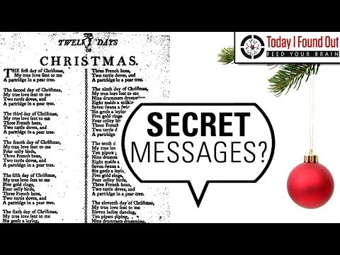 Why is There 12 Days of Christmas in the Song Instead of 1?