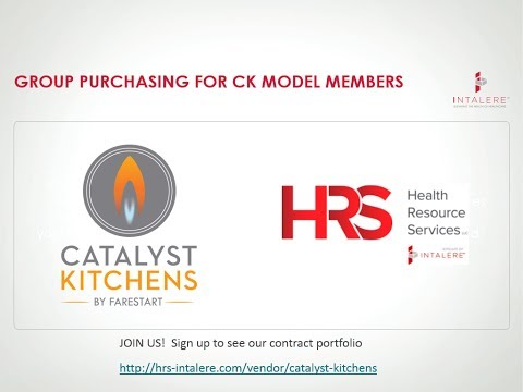 CK Webinar: Member Discounts Through Group Purchasing
