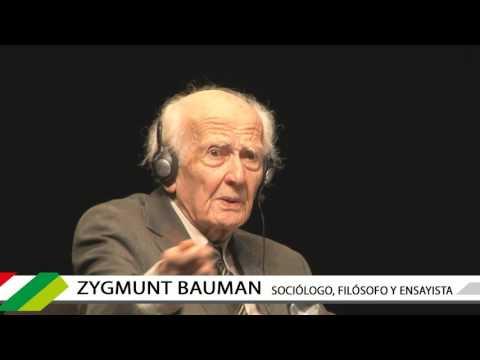 FORO DE LA CULTURA - Diálogo entre Zygmunt Bauman y Javier Goma (Burgos, 7  de noviembre 2015)