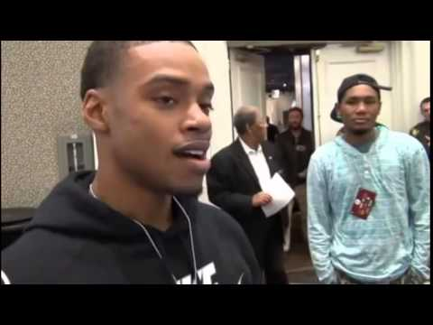 Errol Spence admits to stopping Adrien Broner during sparring