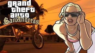 [GTA San Andreas] All cheat codes PC - Part 1