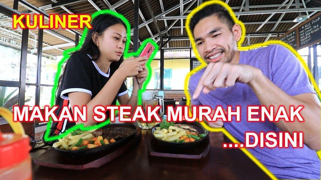 Kuliner Lembang Steak Murah Enak Saung Papatong