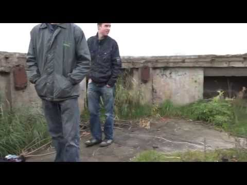 Napoleontische fort l'Écluse, nu Dirks Admiraal, Duitse bunkers. ww2