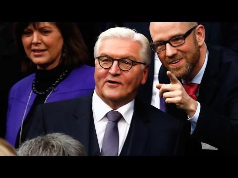 Former Foreign Minister Frank-Walter Steinmeier elected as German president