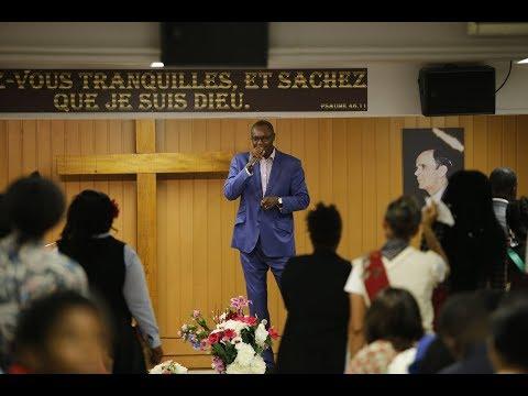 Concert Intégrale du Frère Sylvain Akouala à Shalom Tabernacle le 27 Août 2017
