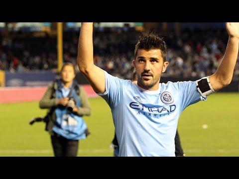 David Villa's Best Goals and Skills in MLS