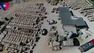 Cava sequestrata dai Carabinieri Noe a Trani
