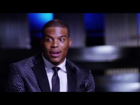 CAM NEWTON NFL ON FOX INTERVIEW WITH ERIN ANDREWS